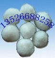 改性纖維球濾料