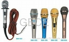Professional Wire Microphone GM102