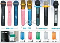 USB Wireless Microphone USB
