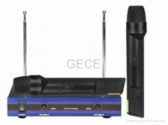 High quality wireless microphone GM-866