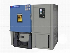 Temperature humidity and vibration integrated testing machine