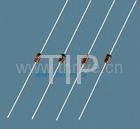 BZX55C 2V0(75V) 稳压二极管 2V/0.5W DO-35 插件式 散装/编带 1