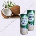 cool coconut juice water beberage drink