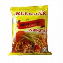 65g instant noodles full flavors