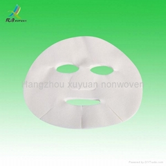 DIY nonwoven facial mask