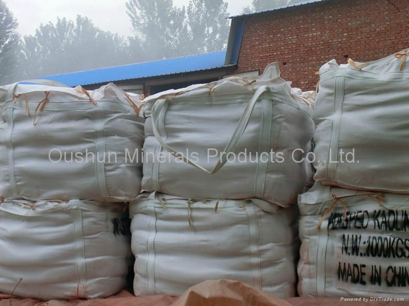 high quality Calcined Kaolin 3