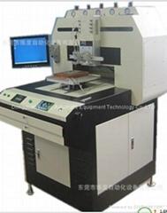 4 color automatic metal dispenser machine for lapel pin