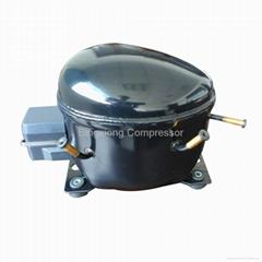 hermetic compressor for refrigerator