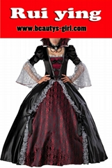 Vampiress of Versailles Costume Sexy Adult Costumes