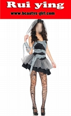Dead and Buried Bride Costume Sexy Adult Costumes