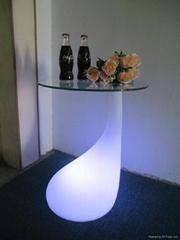 Light tea table