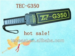 Best charge and headphone handheld metal detector explosive detector TEC-G350