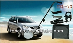 Wide Angle Under Vehicle Search Kit,Under Car Inspection Mirror TEC-V3