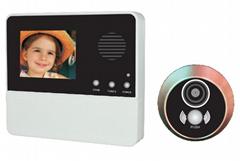 Peepholes For Doors Digital Door Viewer Camera