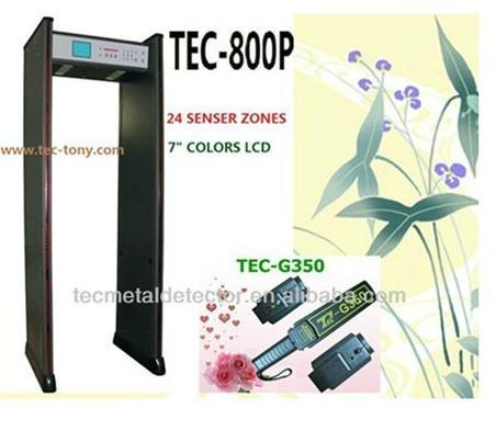 Body Scanner Security Entrance Door TEC- 800P 1