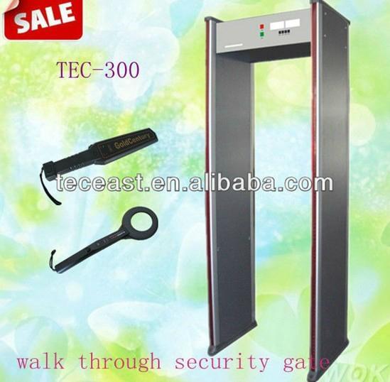 Security Acess Door Archway Metal Detector   1
