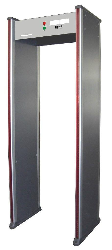 Security Acess Door Archway Metal Detector   2