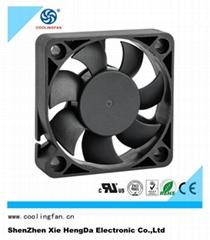low noise 50mm 12v 24v dc fan