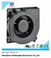 120*32mm12v 24v car blower fan
