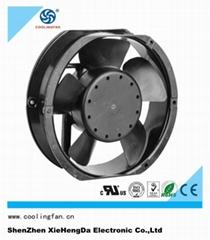 172*51mm 12v 24v 48v 3000RPM dc axial cooling fan