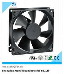 92*92*25mm 12v 24v dc cpu fan