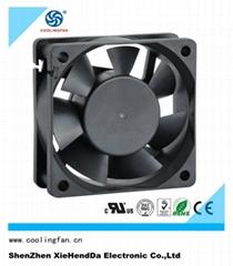 6020 dc brushless fan