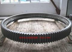 鑄鋼烘乾機大齒輪