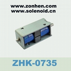 ZHK keep soelnoid for textile machine and automation device