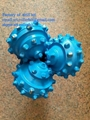 """6 1/2"""" IADC437 Insert Tooth Tricone bit For Well Drilling"""