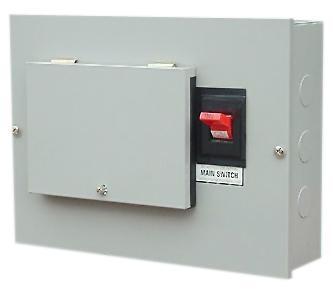 单相空开箱配电箱 1