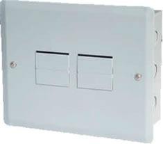 小型电源接线盒