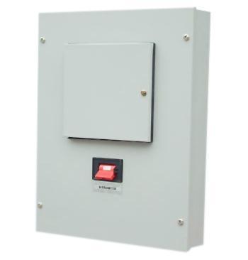 新品铝件MEM三相配电箱 1