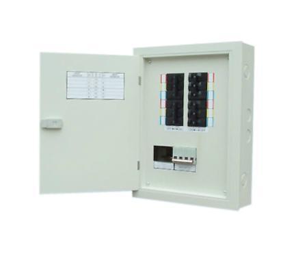 三相导轨式插入式配电箱 1