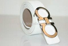 Brands High quality PU leather men belts