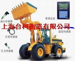 台湾省SCS装载机电子秤
