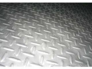 Hot dip galvanized steel flat bar 2