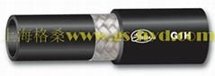 SAE 100R1A 高温一层钢丝编织式增强层软管