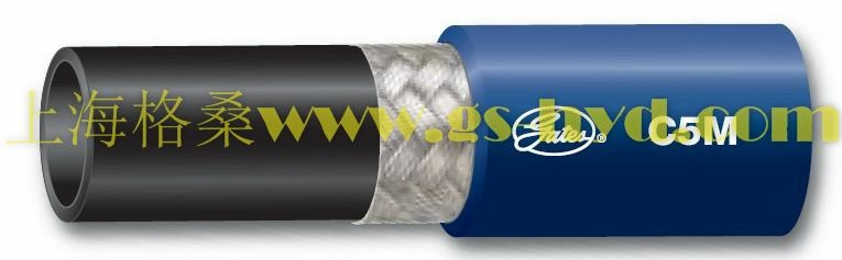 SAE 100R1A 高温一层钢丝编织式增强层软管 5