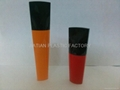 Cosmetics packaging mascara tube