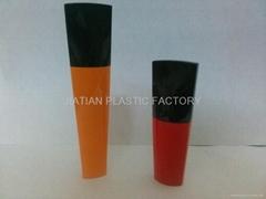 Cosmetics packaging mascara tube