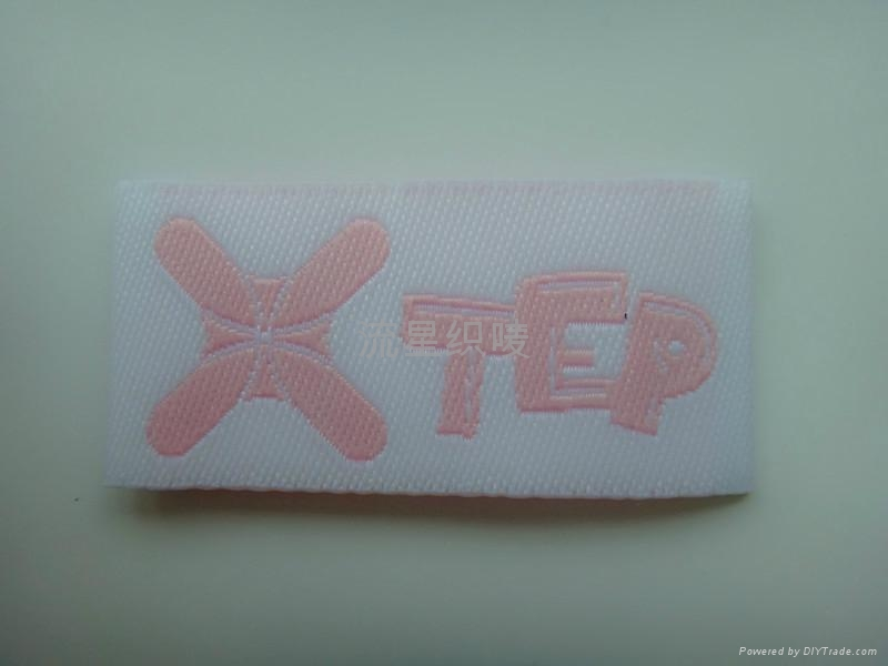 woven label 2