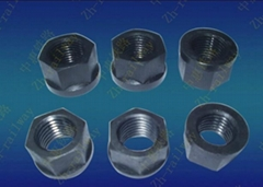 Zinc Plated Carbon Steel hexagon nuts