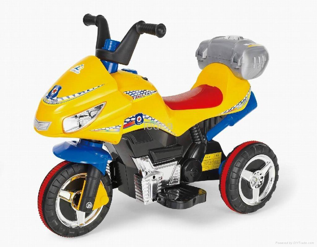 Kids Electric Toy Motorbike 8111l Ledea China