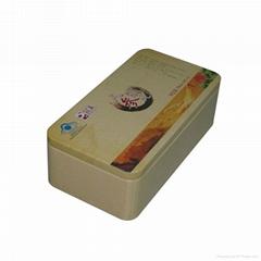 人蔘丸包裝鐵盒