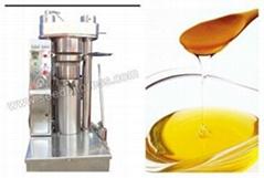 Hydraulic oil Press Sesame oil press Safflower oil press