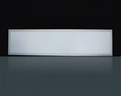 30*120cm 60W 5300LM nature white LED Panels with DALI dimmer & Emergency