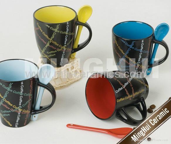 醴陵日用瓷咖啡杯 2