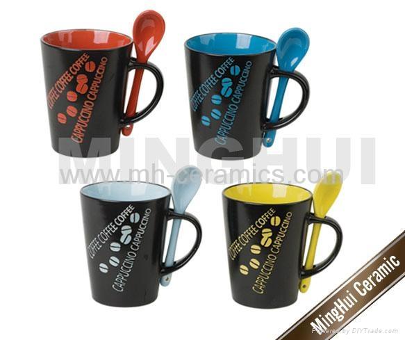 醴陵日用瓷咖啡杯 3