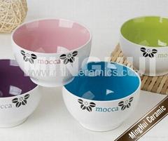 醴陵明輝瓷碗