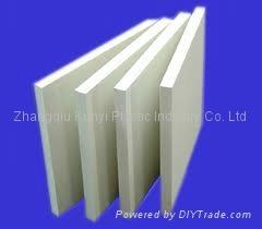 High Quality Waterproof PVC Crust Foam Board